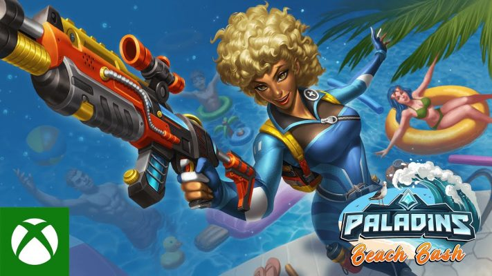 Paladins - Beach Bash Event Pass Available Now!